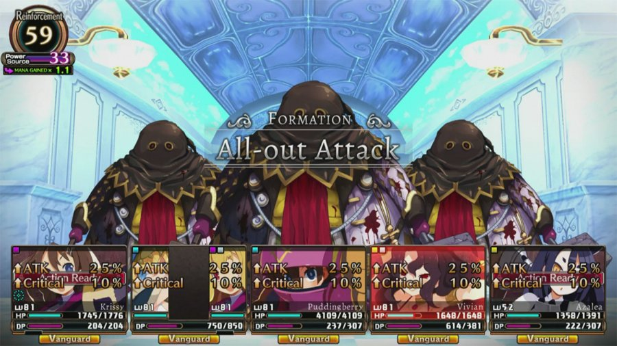 Labyrinth Of Refrain: Coven Of Dusk Review - Screenshot 2 of 4