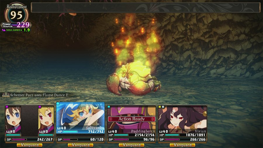 Labyrinth Of Refrain: Coven Of Dusk Review - Screenshot 4 of 4