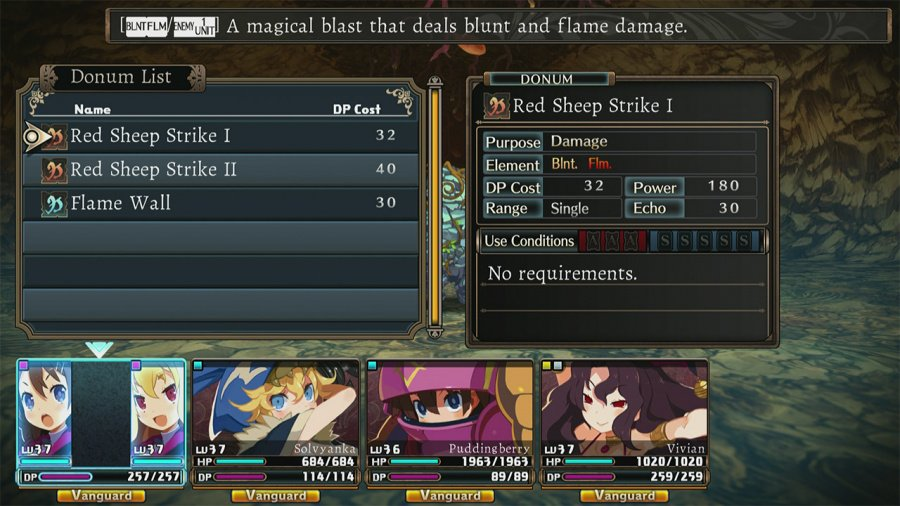 Labyrinth Of Refrain: Coven Of Dusk Review - Screenshot 3 of 4
