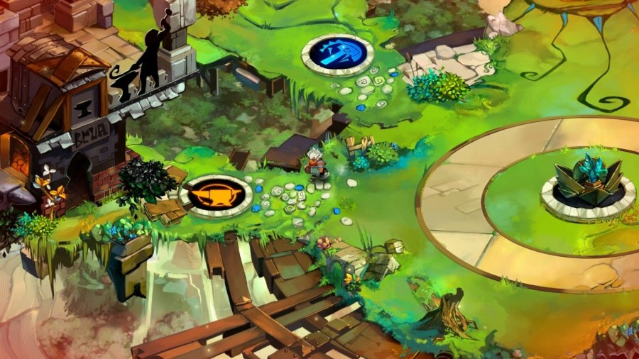 Bastion Review - Screenshot 3 of 4