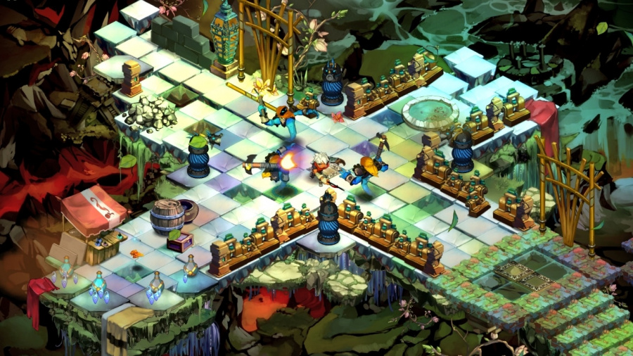 Bastion Review - Screenshot 4 of 4