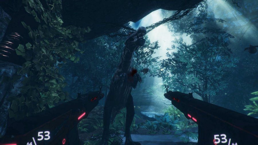 Time Carnage Review - Screenshot 2 of 4