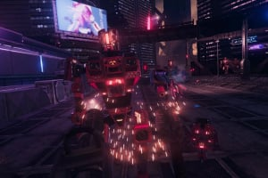 Time Carnage Screenshot