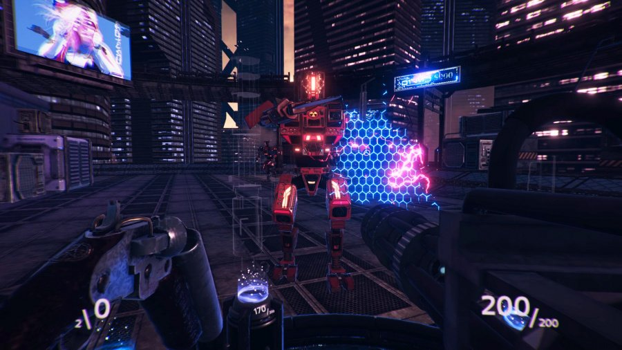 Time Carnage Review - Screenshot 1 of 4