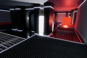 The Spectrum Retreat Screenshot