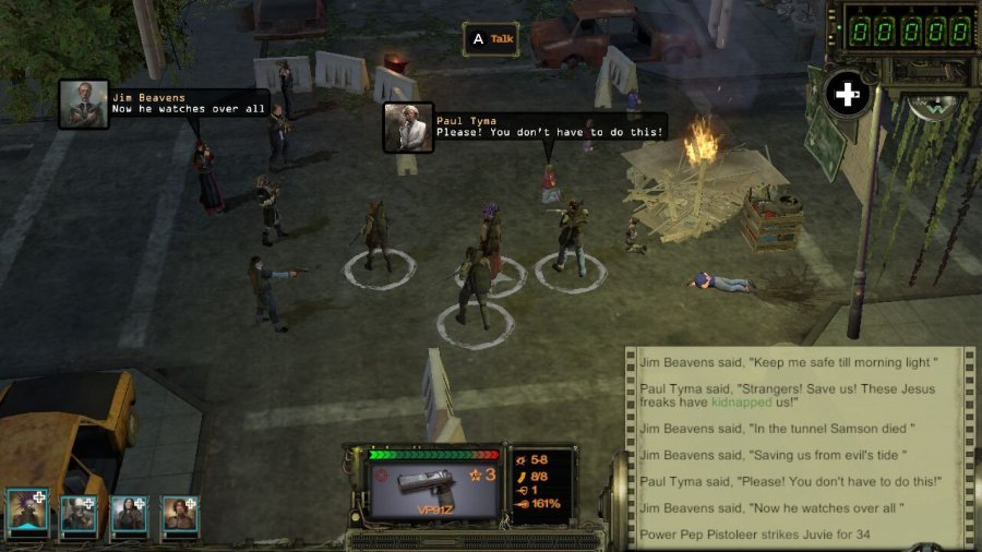 Wasteland 2: Director's Cut Review - Screenshot 1 of 6