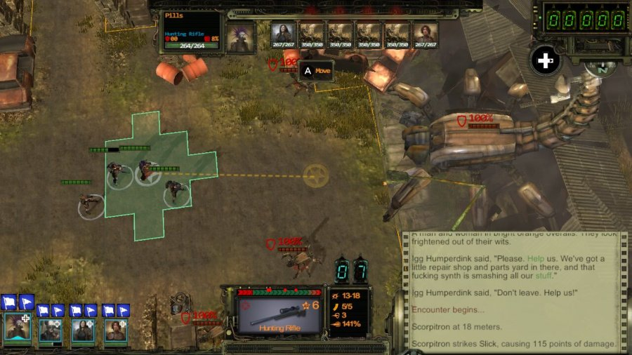 Wasteland 2: Director's Cut Review - Screenshot 3 of 6