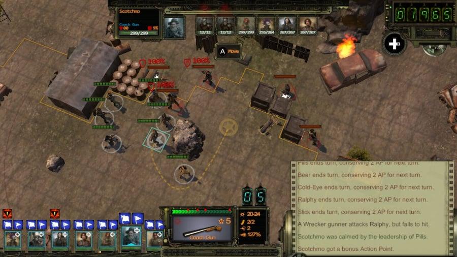 Wasteland 2: Director's Cut Review - Screenshot 2 of 6
