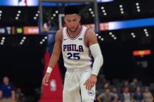 NBA 2K19 Screenshot