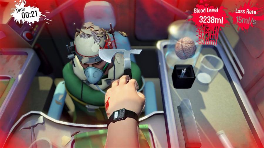 Surgeon Simulator CPR Review - Screenshot 2 of 4