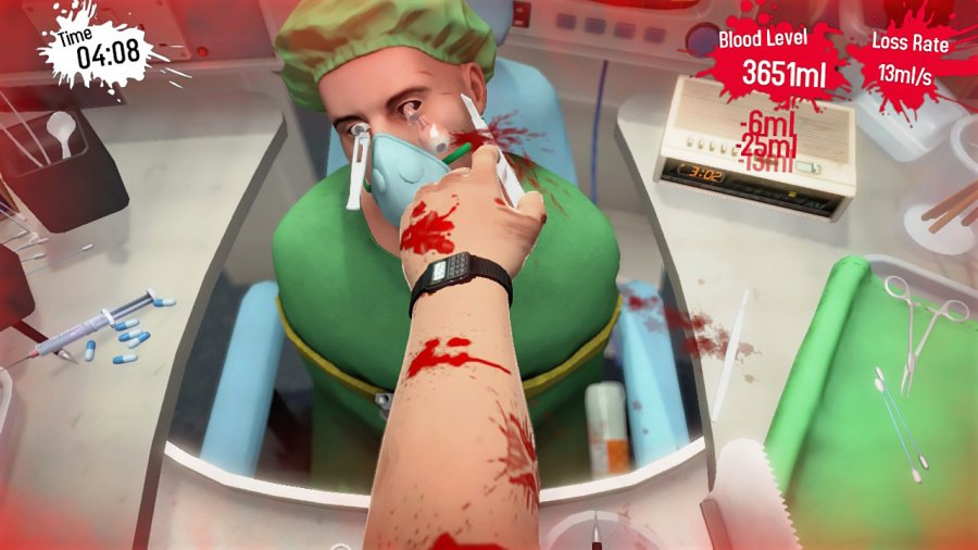Surgeon Simulator CPR Review - Screenshot 4 of 4