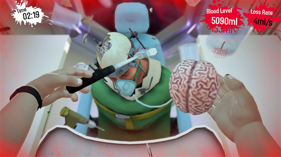 Surgeon Simulator CPR Review - Screenshot 1 of 4