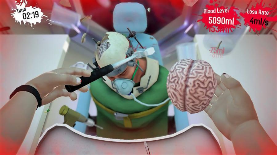 Surgeon Simulator CPR Review - Screenshot 3 of 4