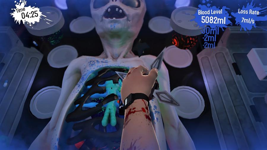 Surgeon Simulator CPR Review - Screenshot 1 of 4