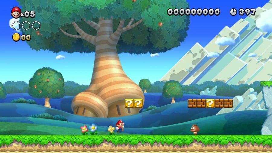 New Super Mario Bros. U Deluxe Review - Screenshot 1 of 4