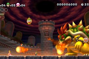 New Super Mario Bros. U Deluxe Screenshot