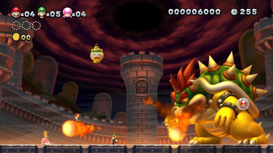 New Super Mario Bros. U Deluxe Review - Screenshot 5 of 5