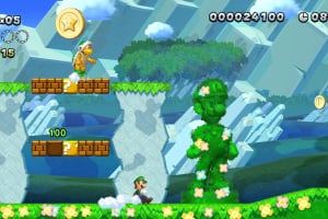 New Super Mario Bros. U Deluxe Screenshot
