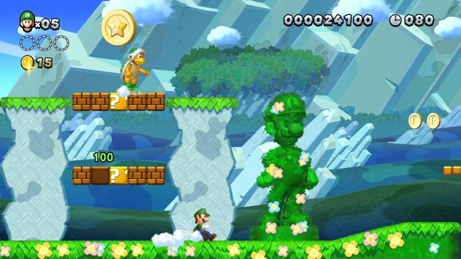 New Super Mario Bros. U Deluxe Review - Screenshot 3 of 5