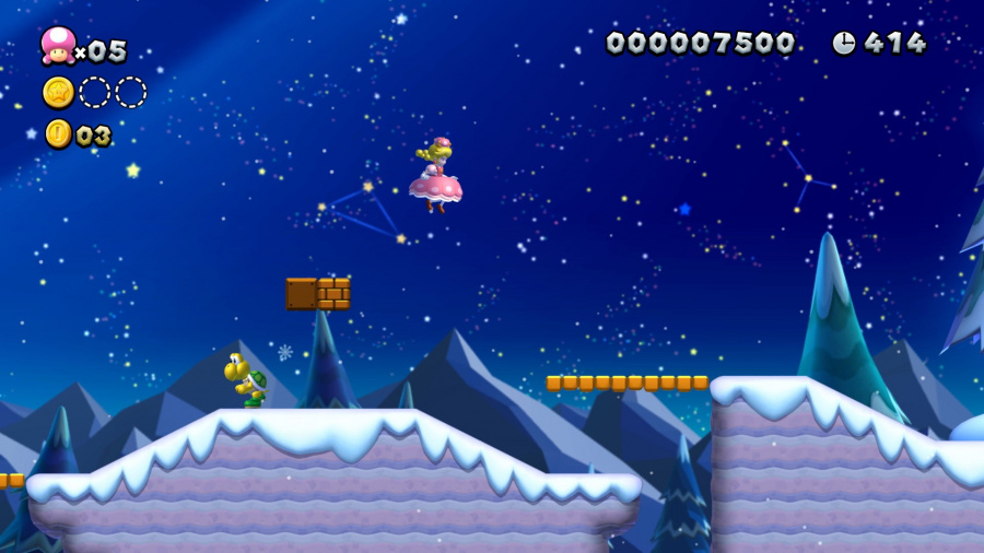 New Super Mario Bros. U Deluxe Review - Screenshot 4 of 5