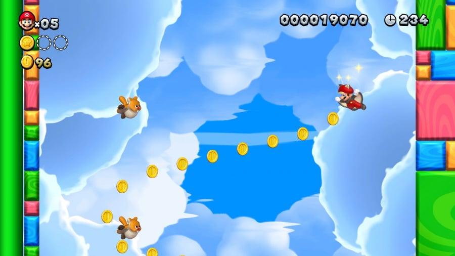 New Super Mario Bros. U Deluxe Review - Screenshot 3 of 4