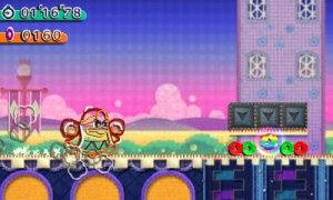 Kirby's Extra Epic Yarn Review - Screenshot 2 of 6