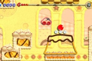 Kirby's Extra Epic Yarn Screenshot