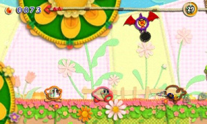 Kirby's Extra Epic Yarn Review - Screenshot 3 of 6