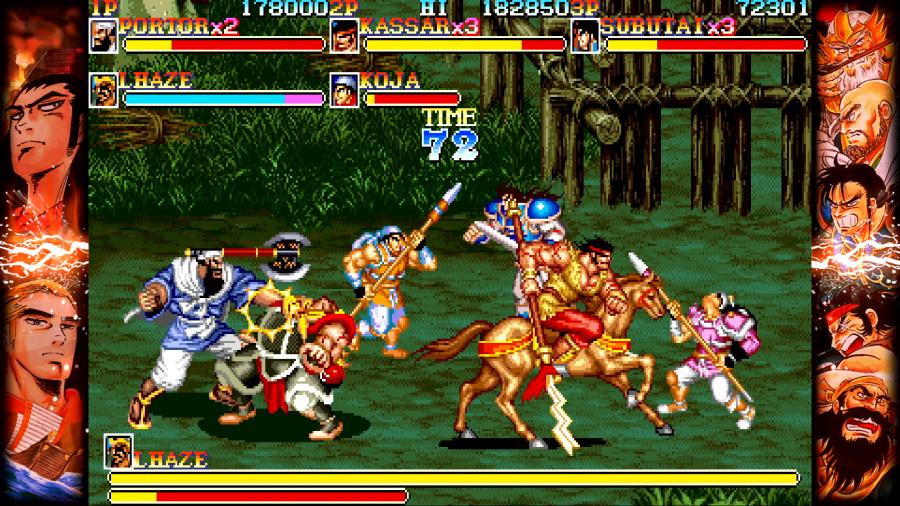 Capcom Beat 'Em Up Bundle Review - Screenshot 4 of 6