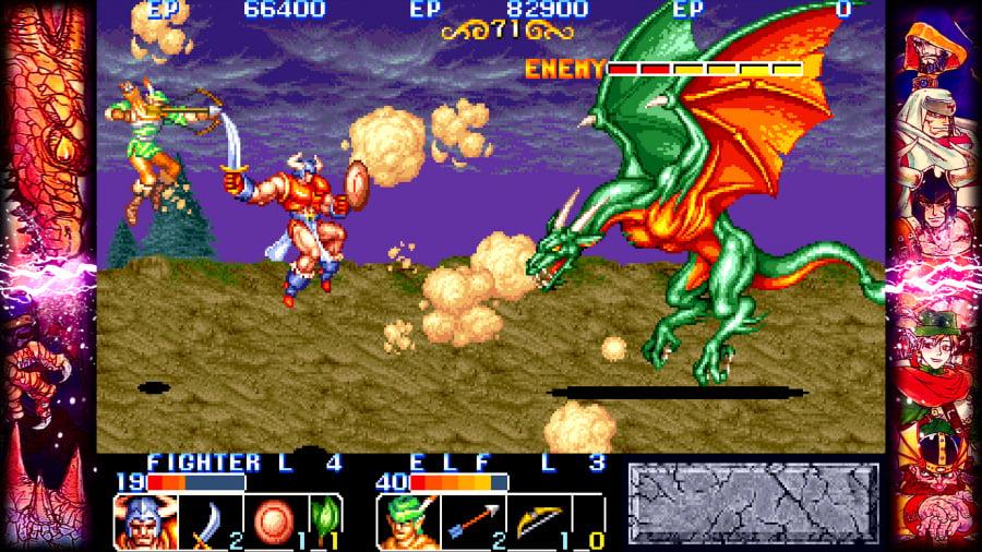 Capcom Beat 'Em Up Bundle Review - Screenshot 6 of 6