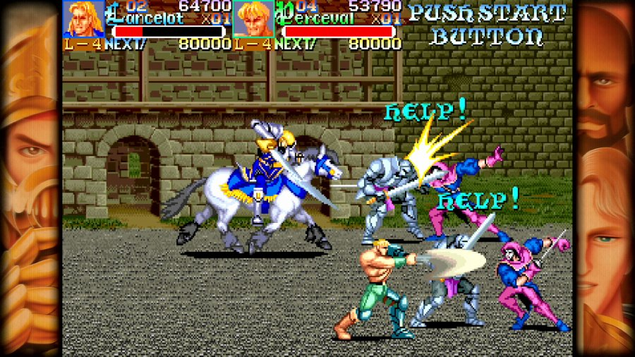 Capcom Beat 'Em Up Bundle Review - Screenshot 2 of 6