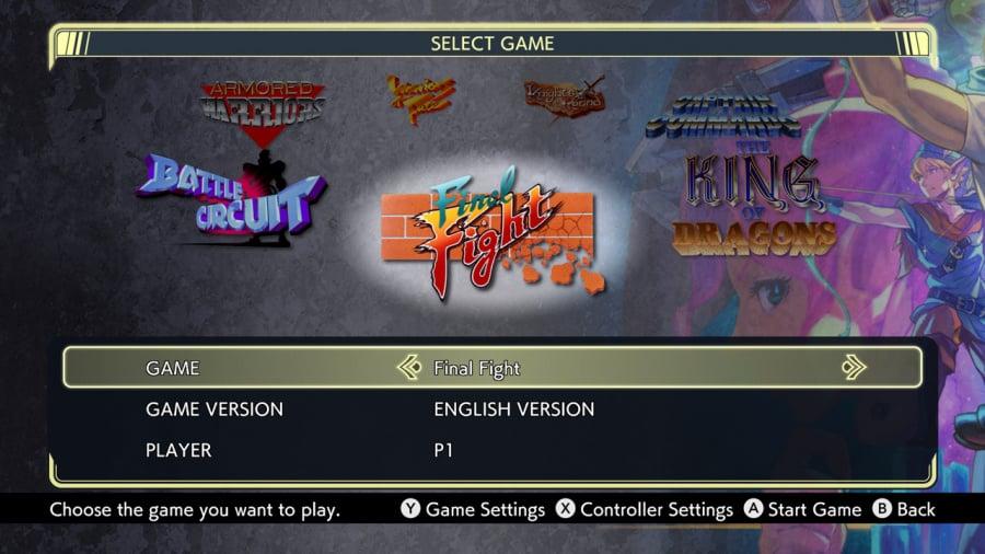 Capcom Beat 'Em Up Bundle Review - Screenshot 3 of 5