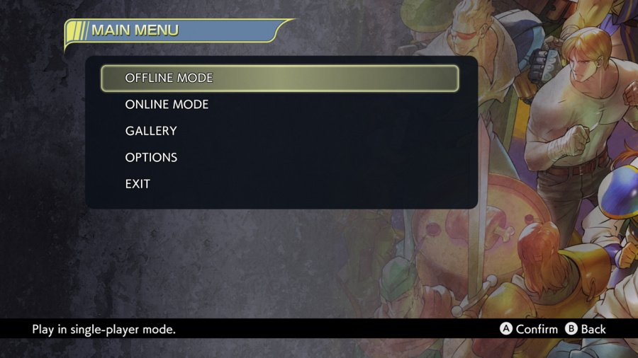 Capcom Beat 'Em Up Bundle Review - Screenshot 3 of 6