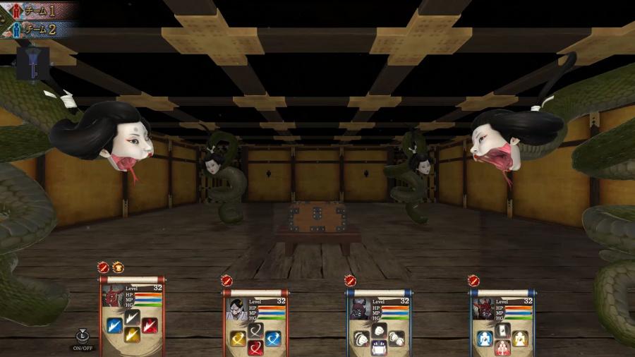 Haunted Dungeons: Hyakki Castle Review - Screenshot 2 of 3