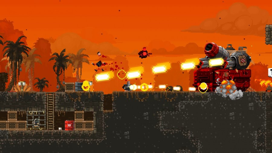 Broforce Review - Screenshot 1 of 3