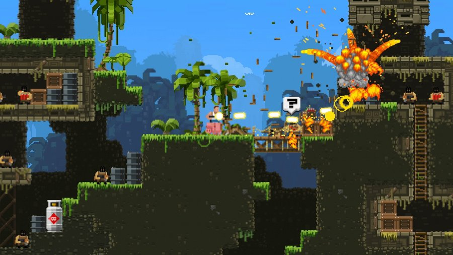 Broforce Review - Screenshot 2 of 3