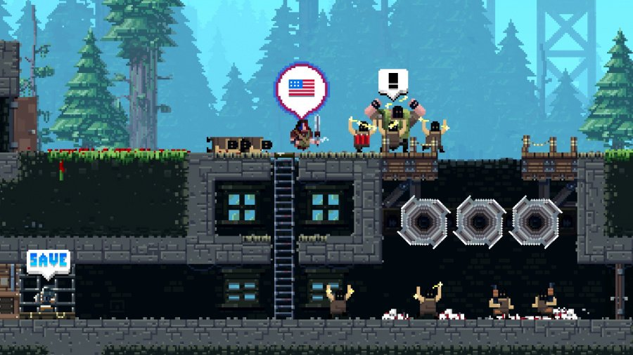 Broforce Review - Screenshot 3 of 3