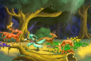 Dust: An Elysian Tail Screenshot
