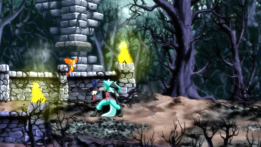 Dust: An Elysian Tail Review - Screenshot 4 of 4