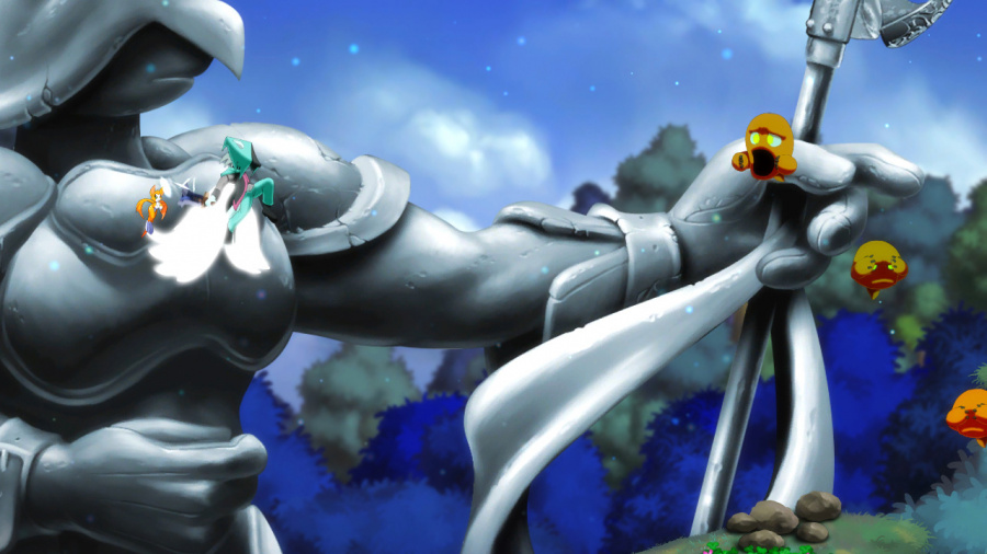 Dust: An Elysian Tail Review - Screenshot 1 of 4