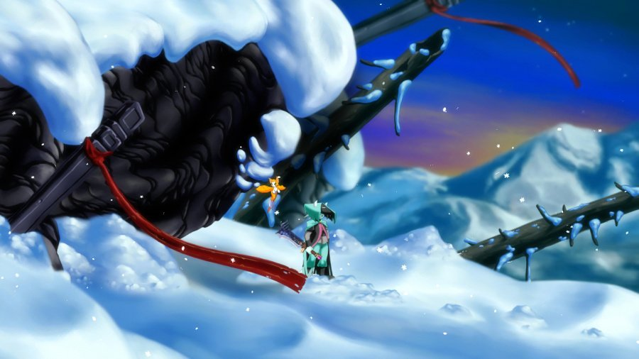 Dust: An Elysian Tail Review - Screenshot 2 of 4