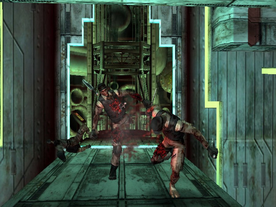 The House of the Dead 2&3 Return Review - Screenshot 1 of 4