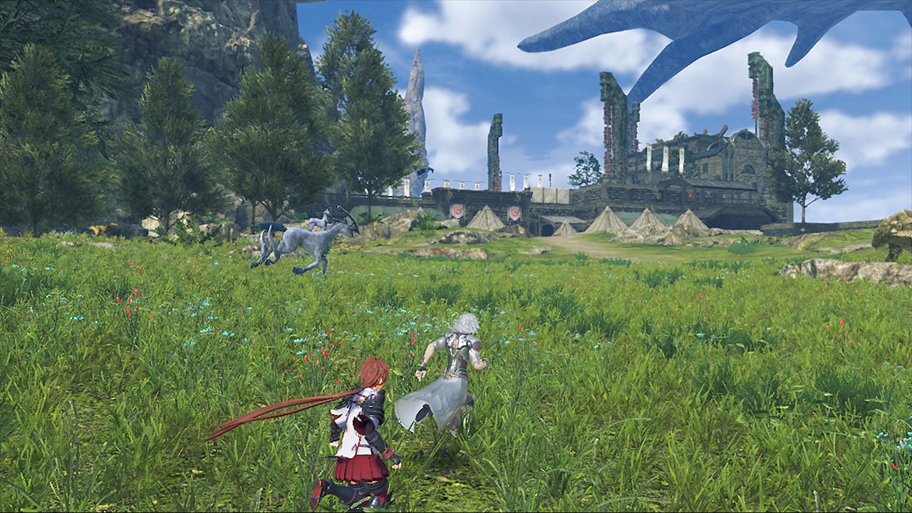 Xenoblade Chronicles 2 Torna The Golden Country Review Switch