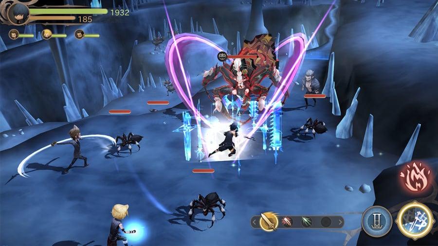 Final Fantasy XV Pocket Edition HD Review - Screenshot 1 of 4