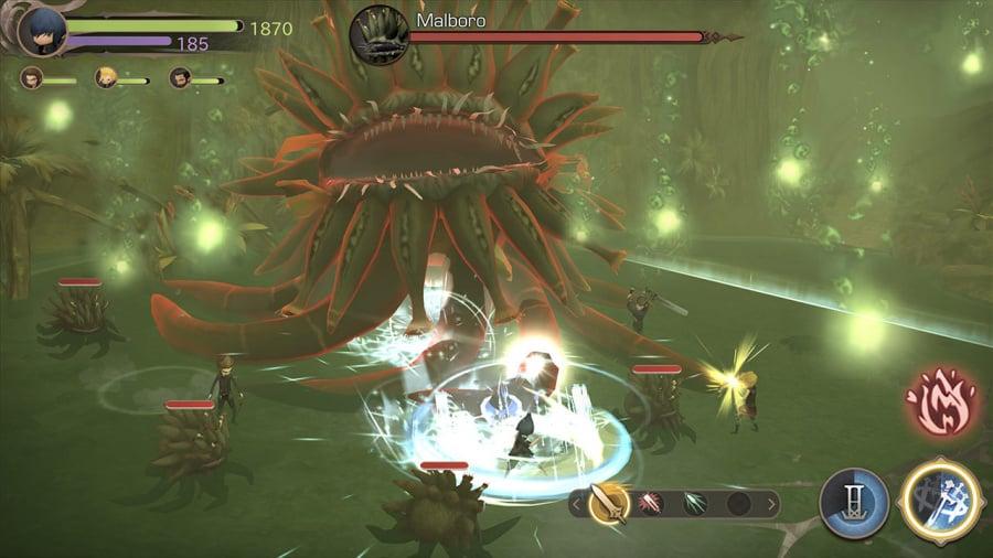 Final Fantasy XV Pocket Edition HD Review - Screenshot 1 of 5