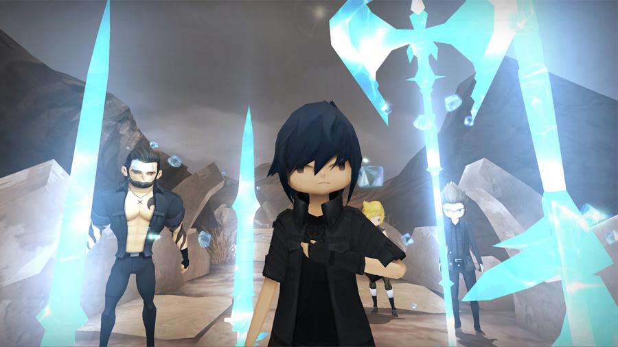 Final Fantasy XV Pocket Edition HD Review - Screenshot 2 of 5