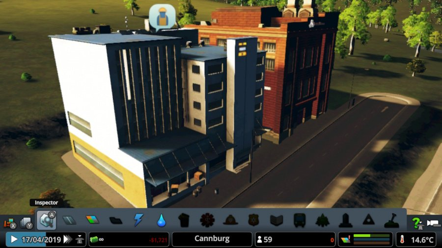 Cities: Skylines - Nintendo Switch Edition Review - Screenshot 3 of 4