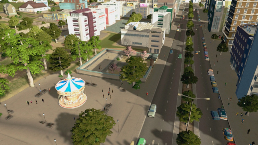 Cities: Skylines - Nintendo Switch Edition Review - Screenshot 1 of 4