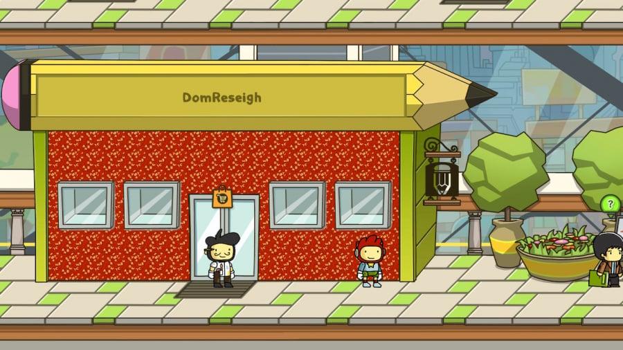 Scribblenauts Mega Pack Review - Screenshot 4 of 4