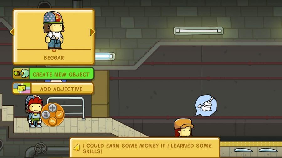 Scribblenauts Mega Pack Review - Screenshot 1 of 3